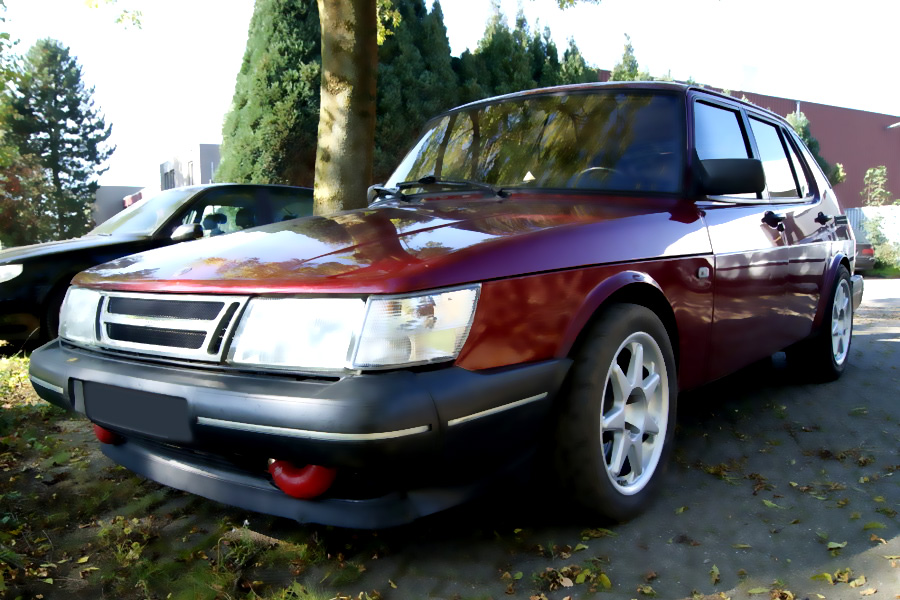KCPerformance, custom SAAB 900 Classic