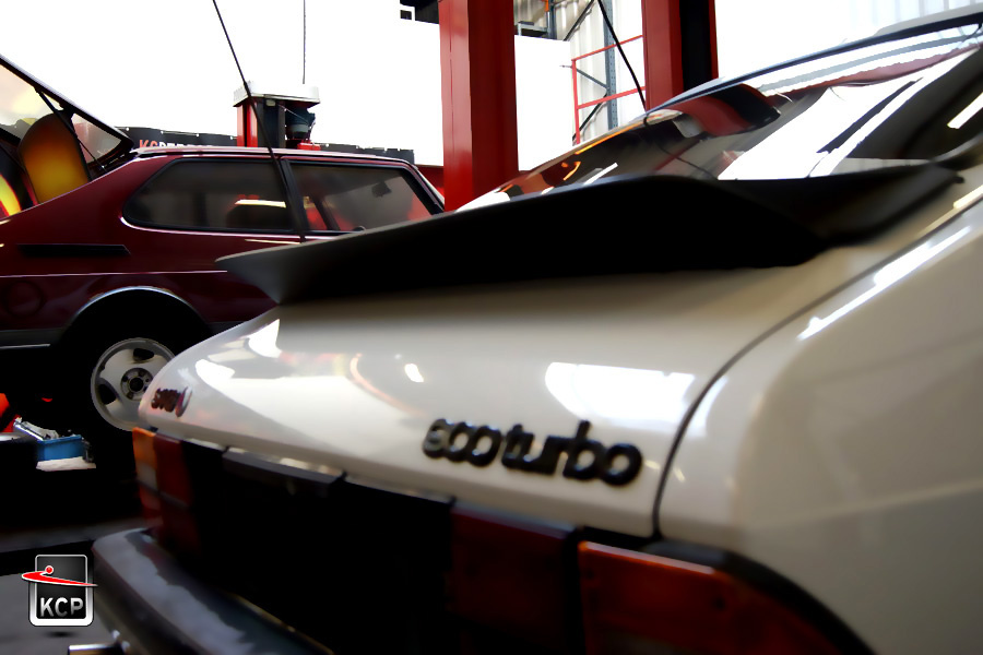 SAAB 900 Classic Software and custom tuning
